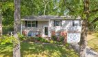 Beautiful Split Foyer Home with Oversized Back Deck Overlooking the Yard